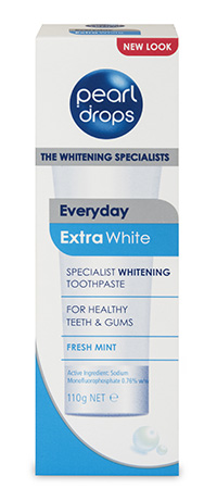 Pearl Drops Extra White Toothpaste 110g