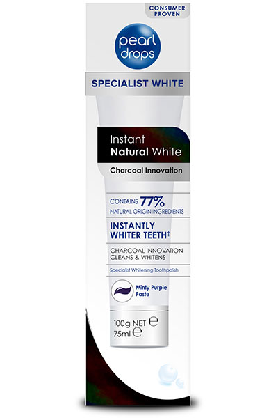 Pearl Drops Instant Natural White 100g